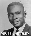 REUBEN HENSLEY