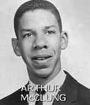 ARTHUR McCLUNG