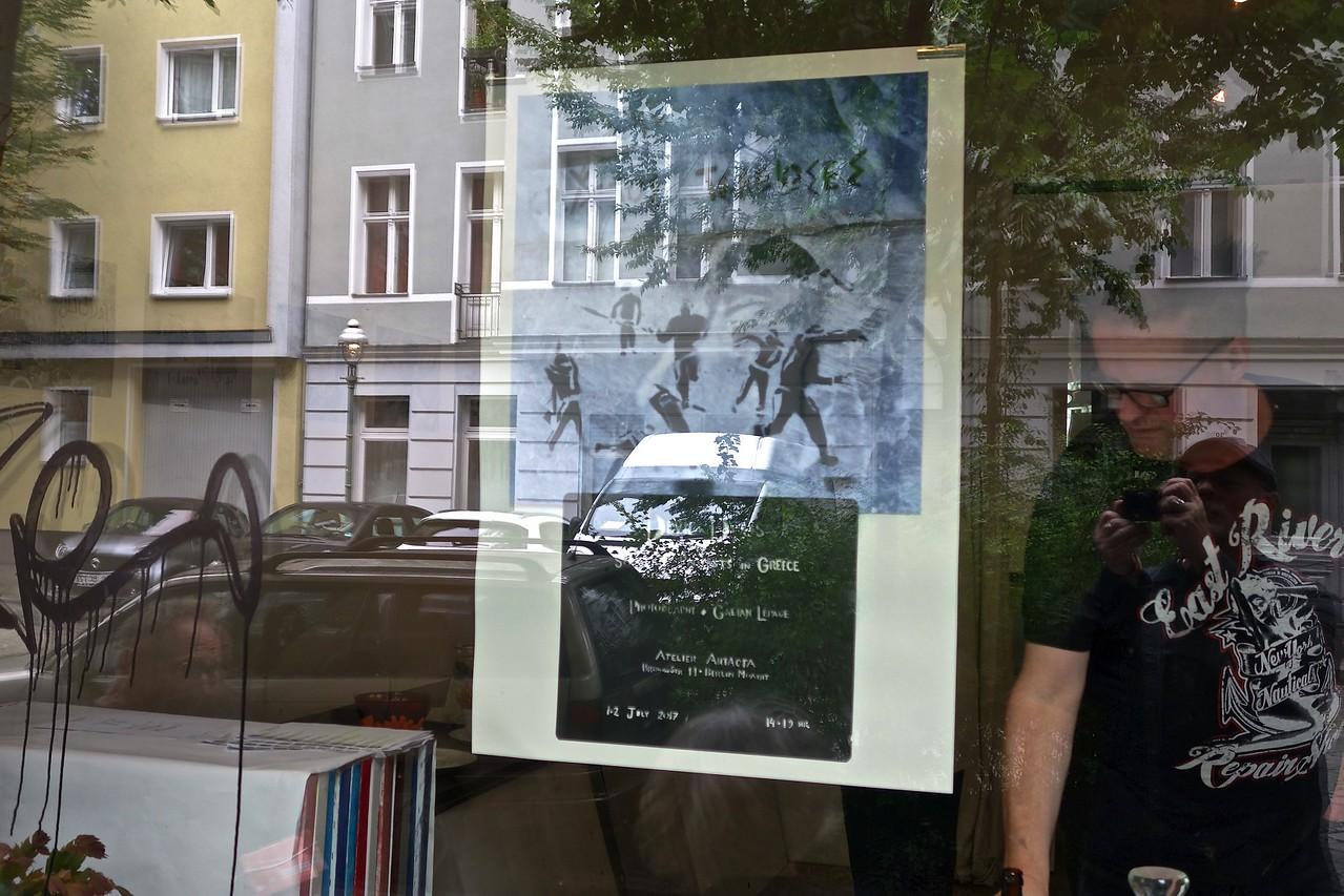 The Devil's Dolls exhibit at Atelier ARTACTA, Berlin