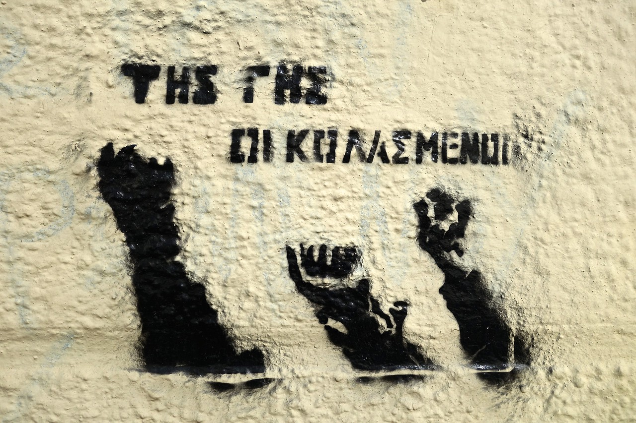 The Damned of the Earth... Heraklion, Crete