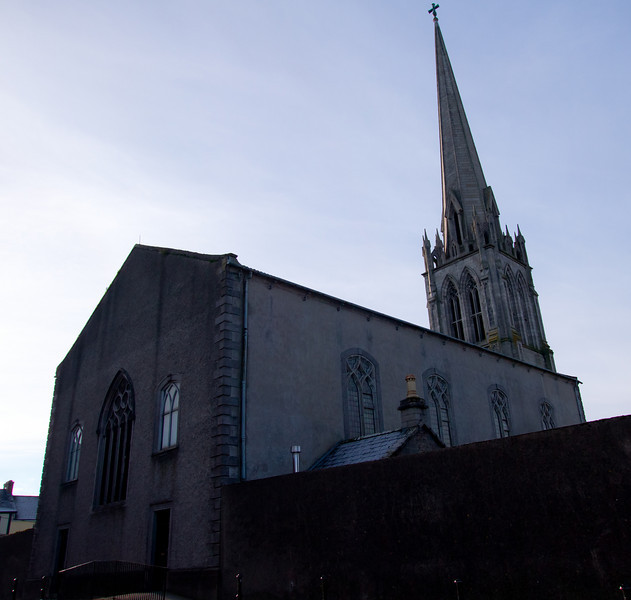 December 23rd, 2010<br /> <br /> One of the churches in Kildare.<br /> I love spires like this one - always makes me wonder how they did it...<br /> <br /> Happy Thursday!