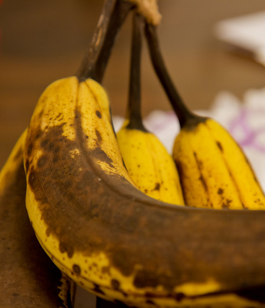 October 4th, 2010<br /> <br /> Looks like its time to make banana bread!<br /> Happy Monday!