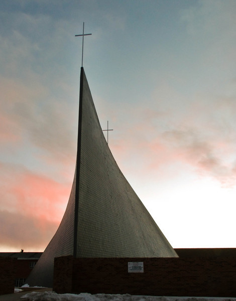 January 23rd, 2010<br /> Local First Methodist Church (1904)