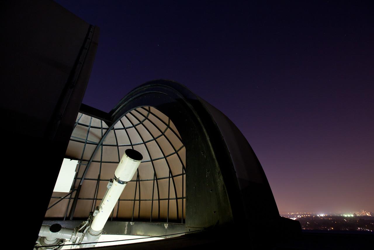 University of Toronto Telescopes