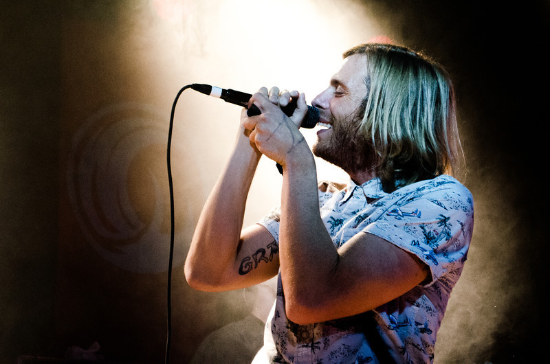 AWOLNATION live at Brewhouse, Gothenburg, January 2013.
