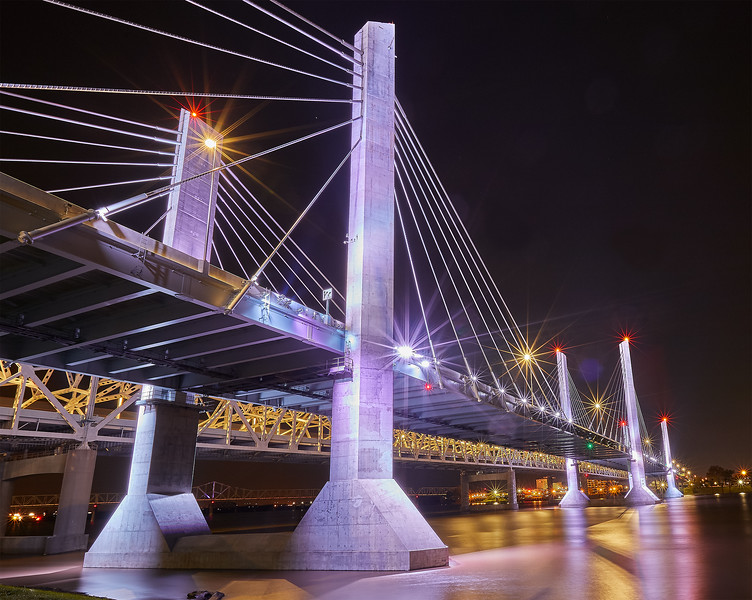 Lincoln Bridge, Louisville, KY