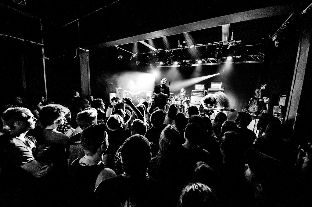 Protest The Hero + Support live at Fängelset, Gothenburg in January 2014