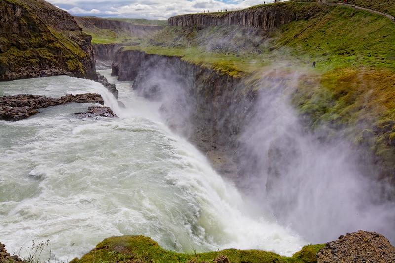 Gulfloss, Iceland
