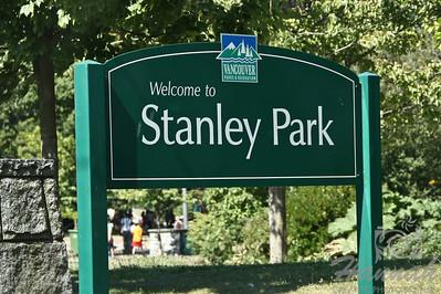 Stanley Park Vancouver, British Columbia, Canada   © Copyright Hannah Pastrana Prieto