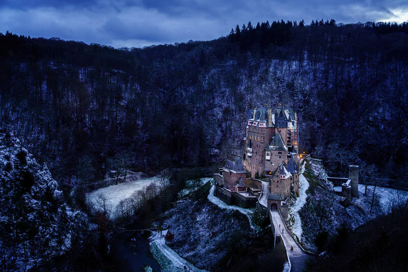 Hidden in the hills - Castle Eltz