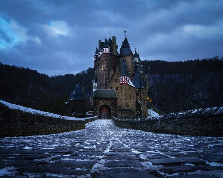 The Gates of Castle Eltz