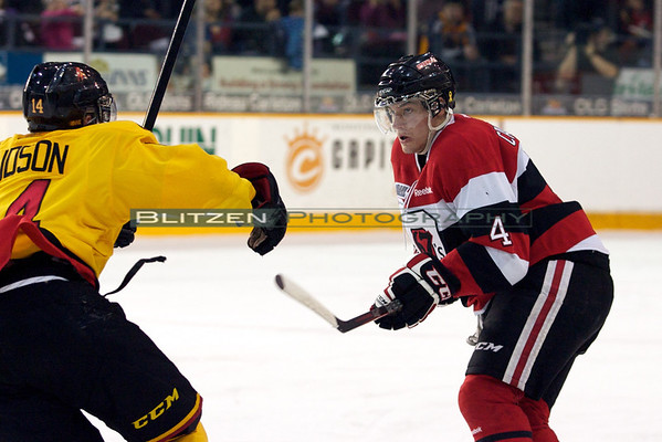 Hardest working 67's: Sean Callaghan