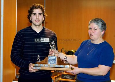 Brian Kilrea Trophy:  Thomas Nesbitt