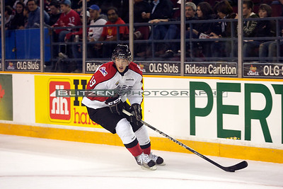 Tyler Graovac from the Canada-Russia Subway Series game on November 10