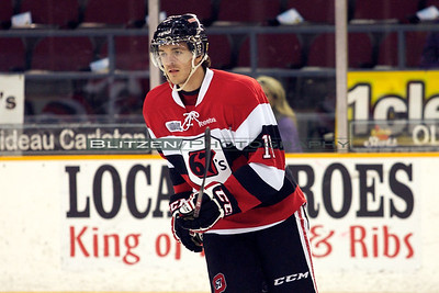 Hardest working 67's:  Mick Vlajkov