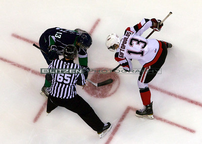 I love face offs and wouldn't miss a new perspective.