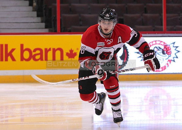 Hardest Working 67's:  Taylor Fielding