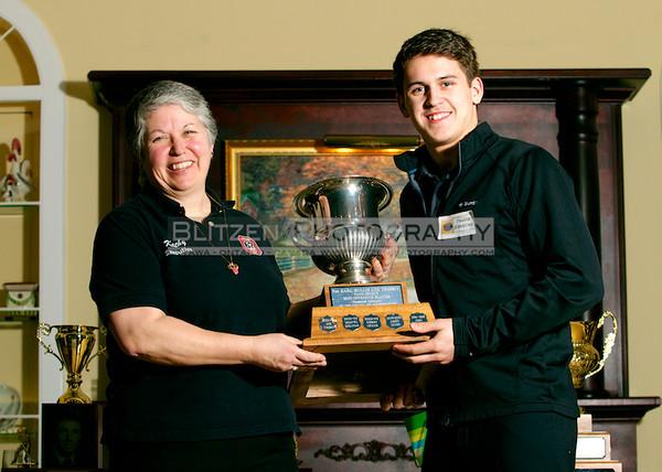 Best Forward Award:  Travis Konecny