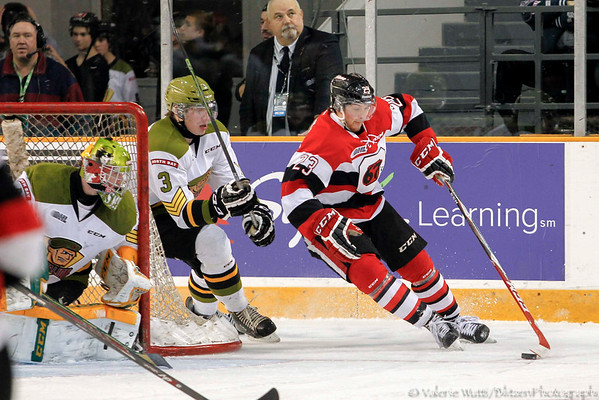 Hardest Working 67's:  Sam Studnicka