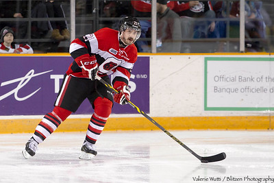 Hardest Working 67's:  Jacob Middleton