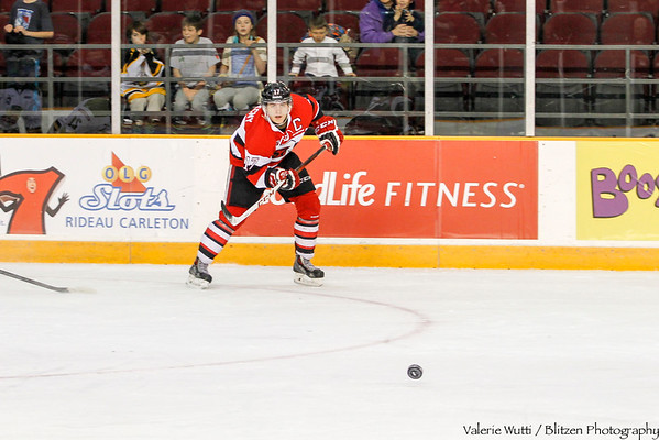 Hardest working 67's:  Travis Konecny