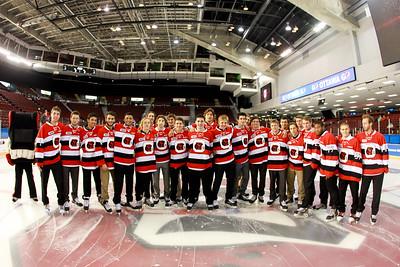 The 2014-15 Ottawa 67's
