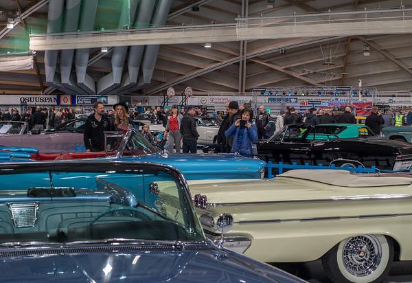 Oulu  American car show 2017
