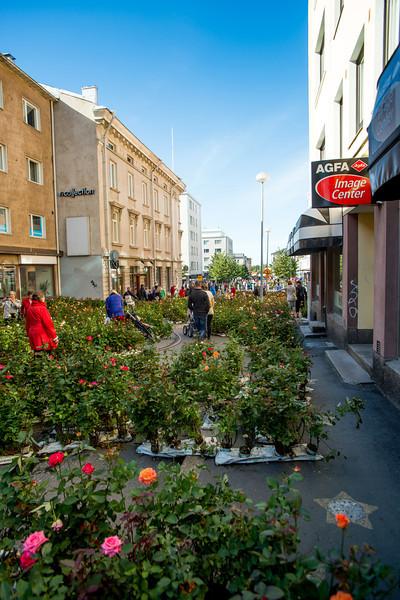 Oulu siivouspäivät 25tou ja 31elo.