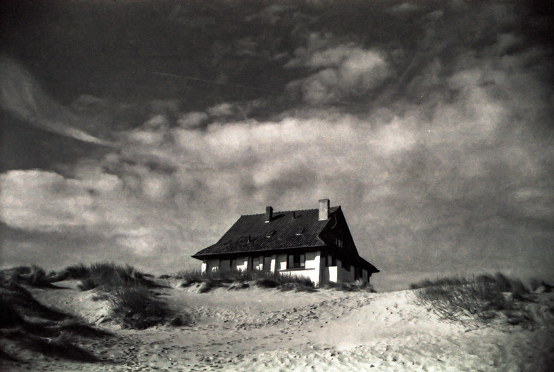 House on the dune