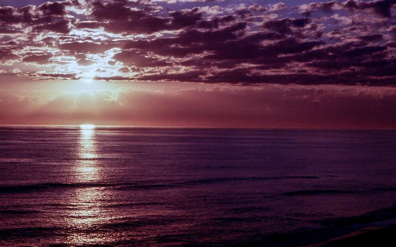 Sunrise - OBX 1999