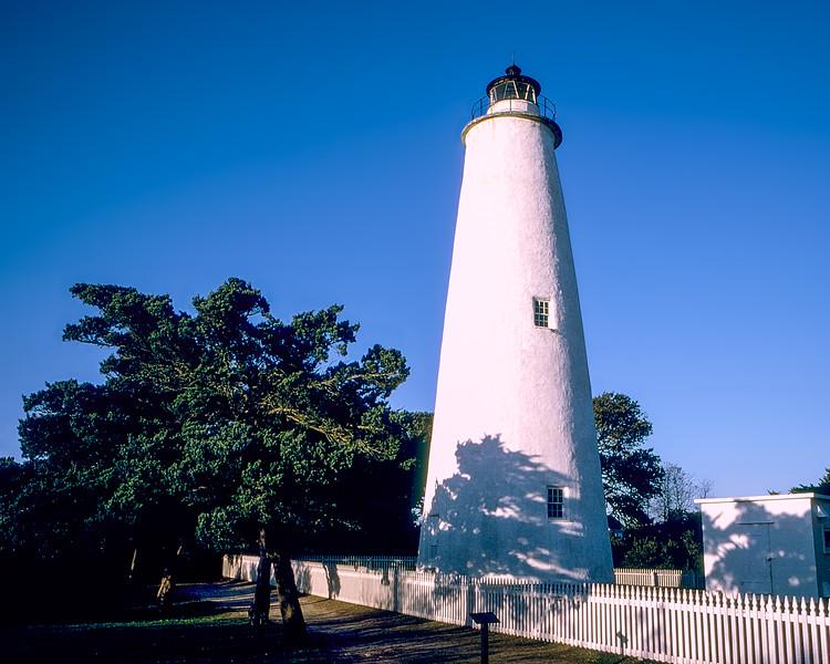 Ocracoke Lighthouse - 1997