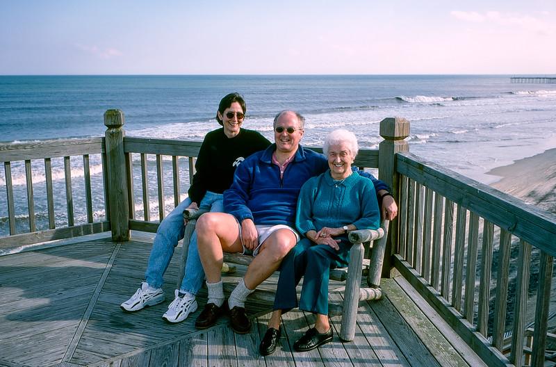 OBX 1997 - Mercedes, Robert & Mom