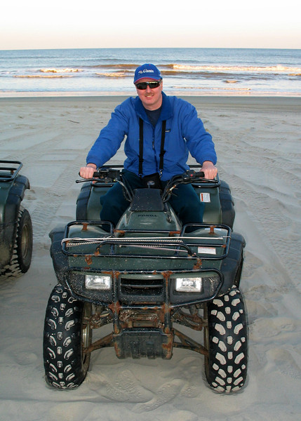 4 wheel drive country via ATV