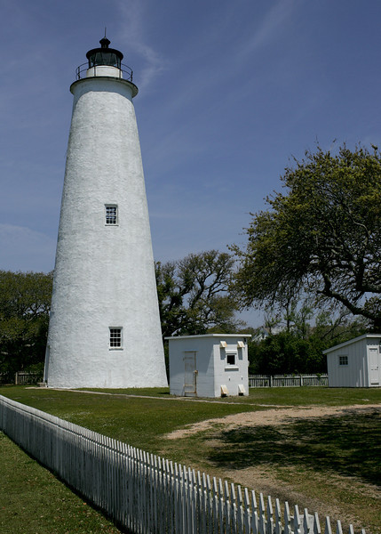 Ocracoke Lighthouse - 2005