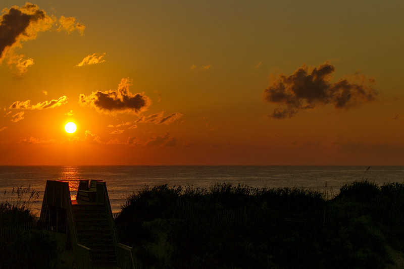 Sunrise - October 14