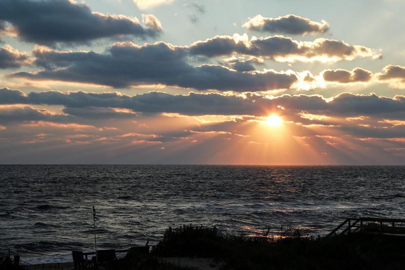 Sunrise - November 4