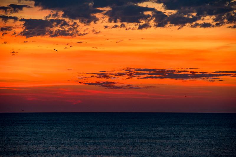 Pre-sunrise - October 28, 2011