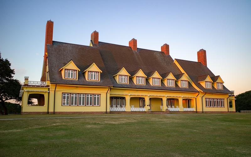 Whalehead House - November 08, 2012