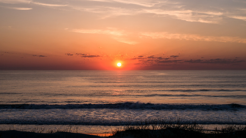 Sunrise - April 27, 2014