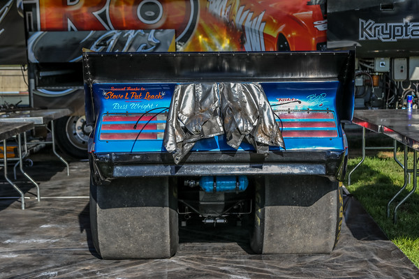 AeroFlow Outlaw Nitro Funny Cars - Swan Hill