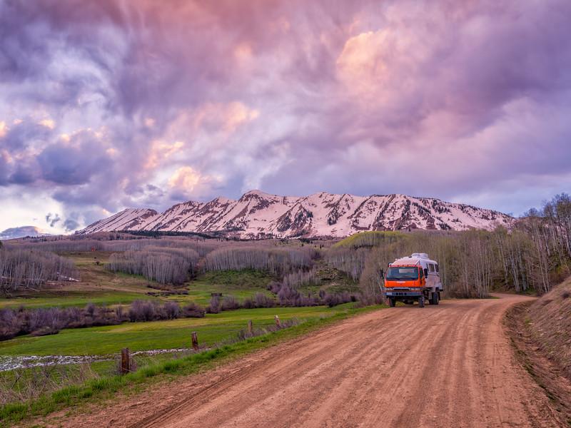 """""""Fuso"""" Ohio Creek Colorado"""