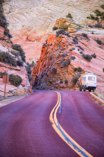 """Road Trip"" Zion National Park, Utah"