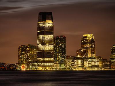 Jersey City Lights