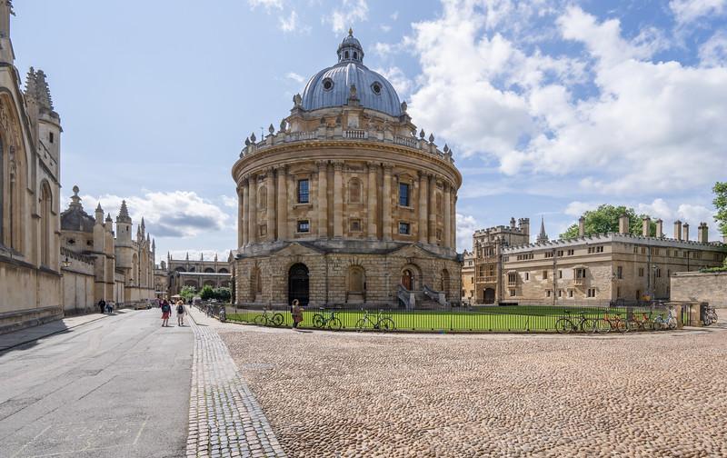 Radcliffe Camera, Oxford (Aug 2021)
