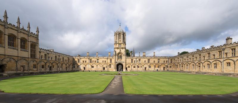Christ Church, Oxford University (Aug 2021)