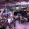 The show floor - seems larger than last year
