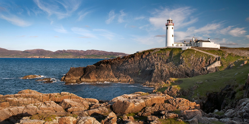 Fanad Head Lighthouse Co Donegal Inishowen