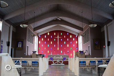 Sanctuary - Presbyterian Church in Needham