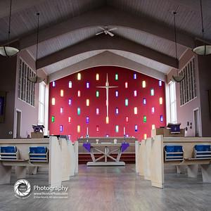 Sanctuary - Presbyterian Church in Needham