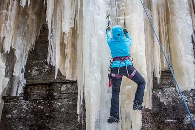 Ice Climbing | Albany, NH